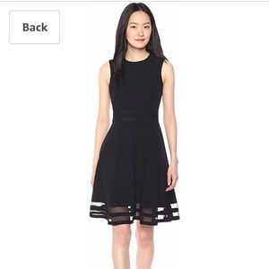 Little Black Calvin Klein Dress